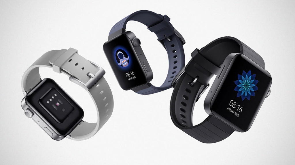 Xiaomi Previewed Its First Smartwatch