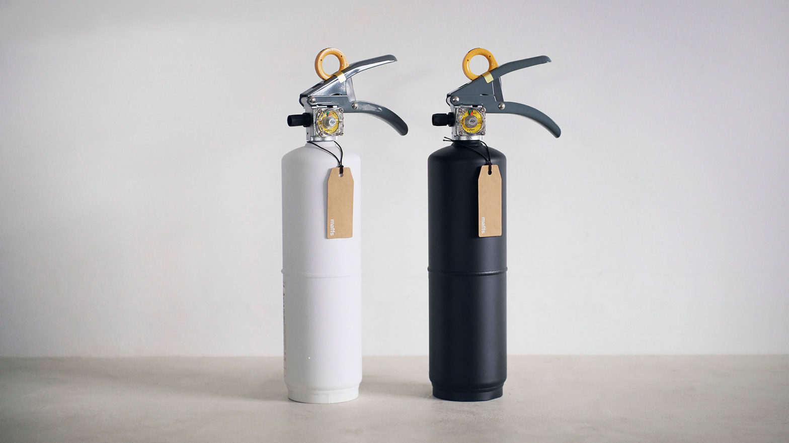 +maffs Home Use Fire Extinguisher