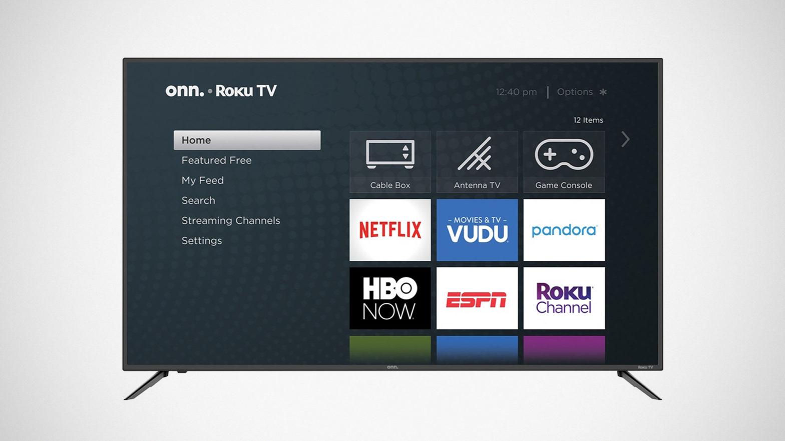 onn Roku TV and Roku SE Streaming Player