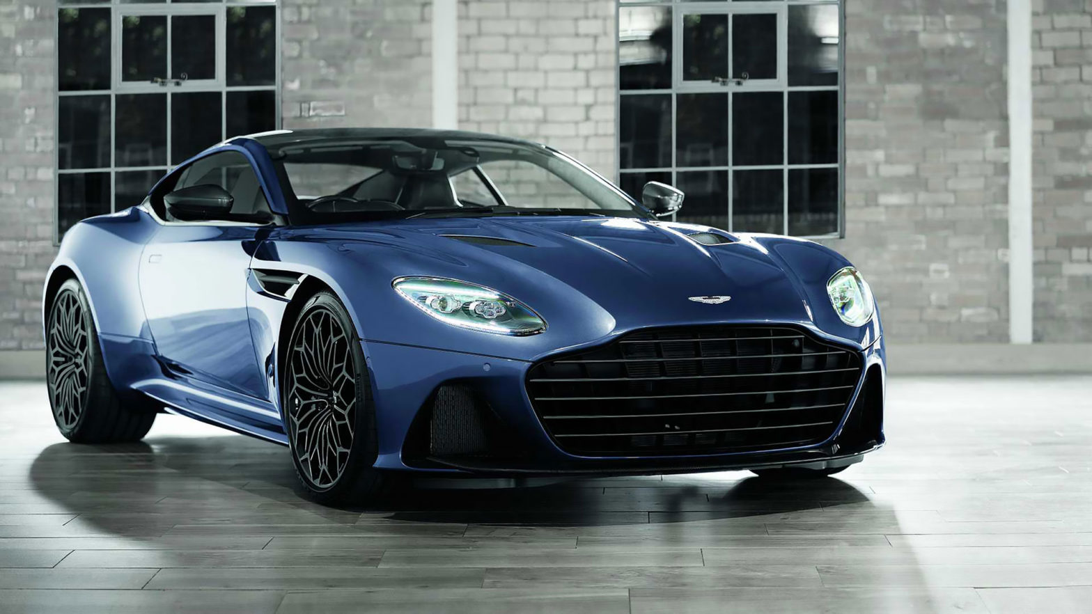 007 Aston Martin Designed by Daniel Craig