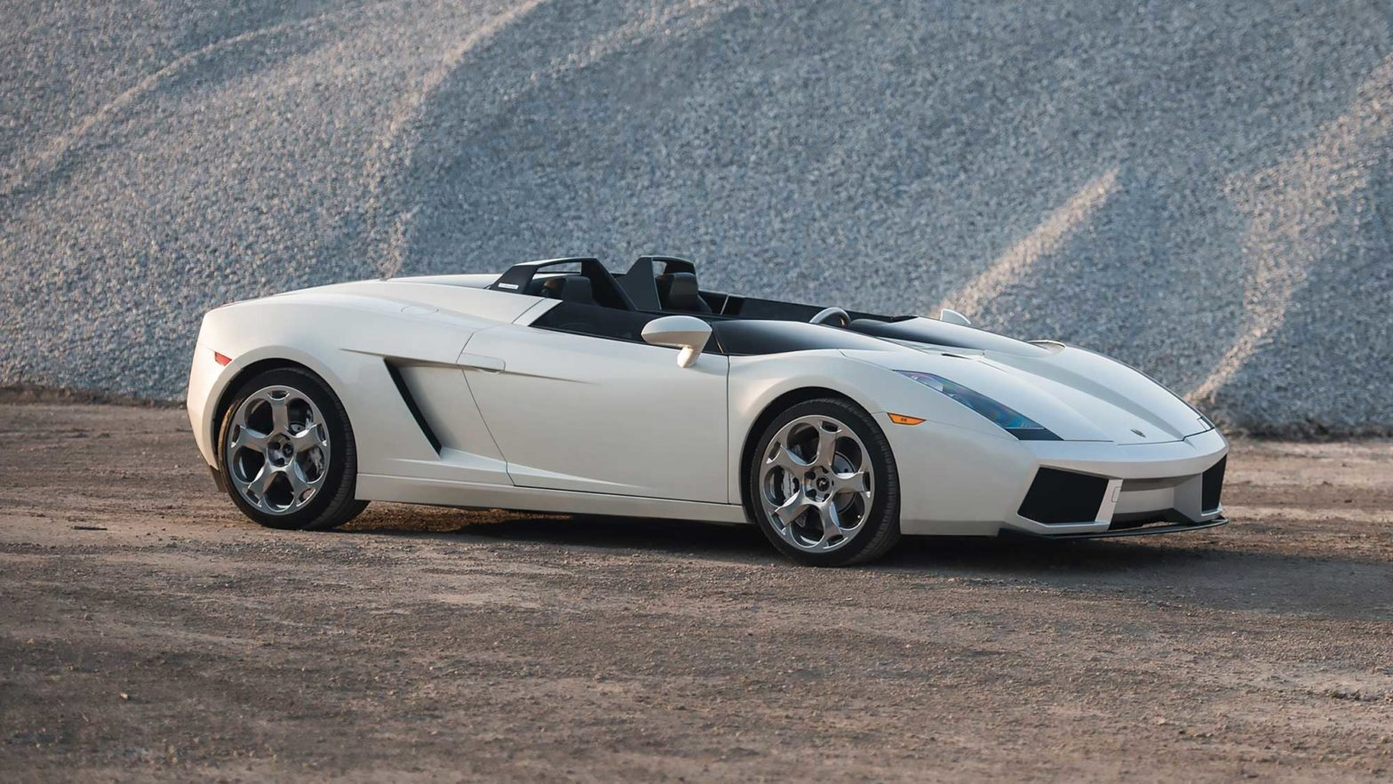 2006 Lamborghini Concept S Auction