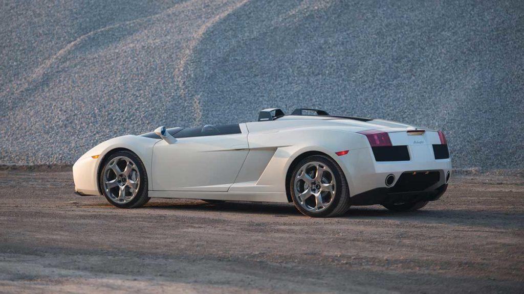 2006 Lamborghini Concept S Auction