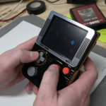 Ben Heck Turned A Single-Chip Atari 2600 Jr. Into An Awesome Portable Gaming Device