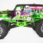 Axial Racing Is Rebooting The 1/10th RC Monster Jam Grave Digger RC Truck