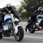 BMW Motorrad Revealed An Electric Motorcycle Prototype And Here's What We Learned