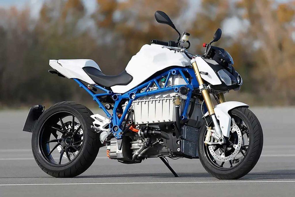 BMW Motorrad E-Power Prototype Electric Bike