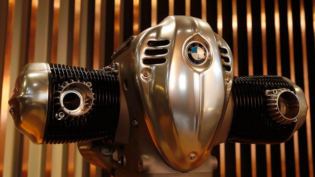 BMW Motorrad Big Boxer Engine Details
