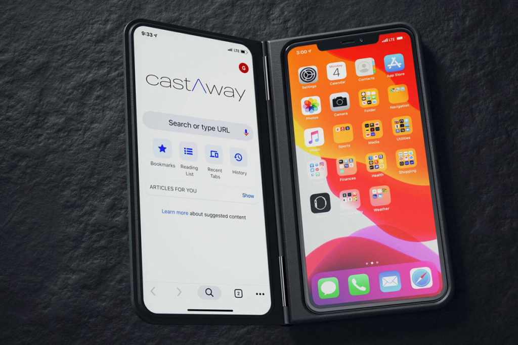 CastAway Second Screen for Smartphone