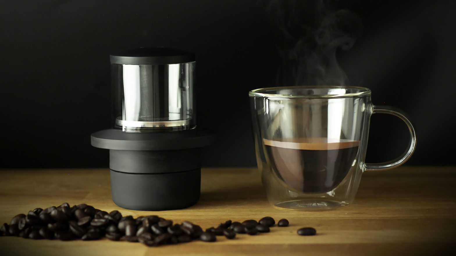 Coffeejack Portable Espresso Maker