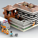Is This LEGO Ideas Submission Of Maximum Security Prison Too Realistic For LEGO's Policy?