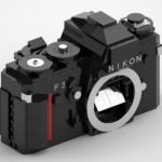 Chip In Your Support For This Beautiful LEGO Nikon F3 Film SLR Camera On LEGO Ideas