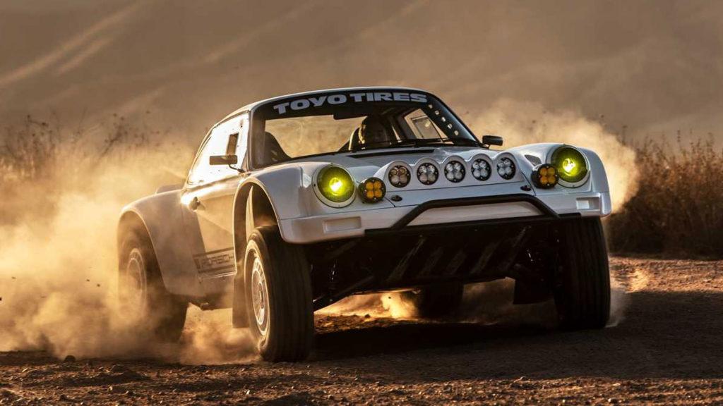 """Custom Porsche """"Baja 911"""" by Russell Built"""