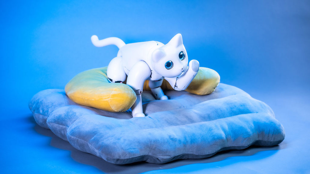 Elephant Robotics MarsCat Bionic Cat Home Robot