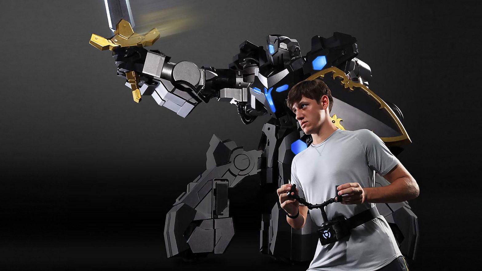 GJS Robot Ganker EX Battle Robot