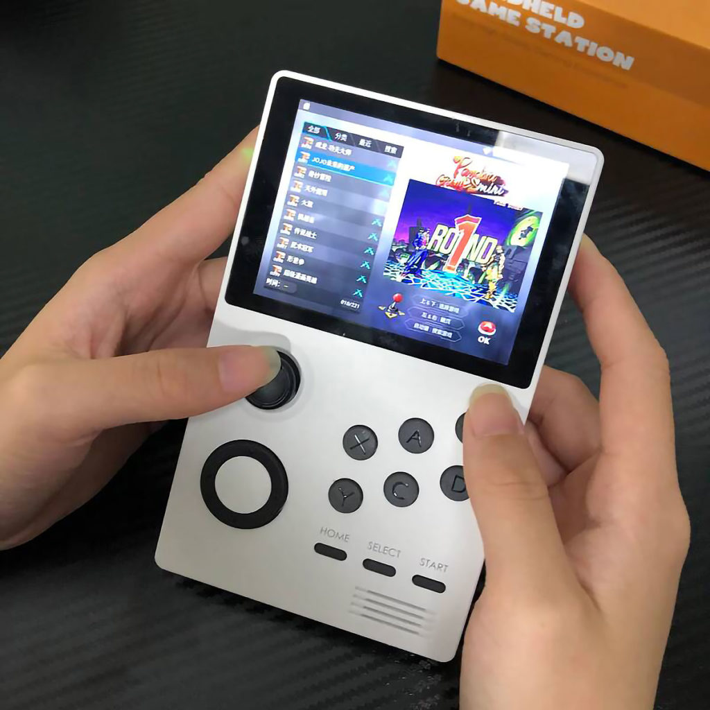 Handheld Game Station Arcade Game Console