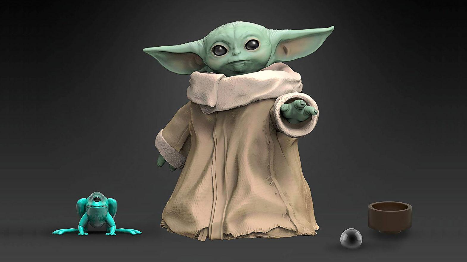 Hasbro Star Wars Baby Yoda Toys