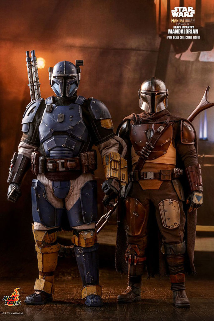 Hot Toys The Mandalorian Collectible Figures