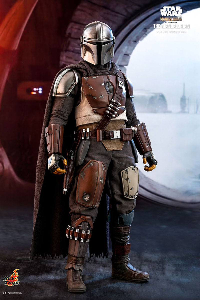 Here Are Three Collectible Figures Based On The Mandalorian Series To Get You Excited  SHOUTS