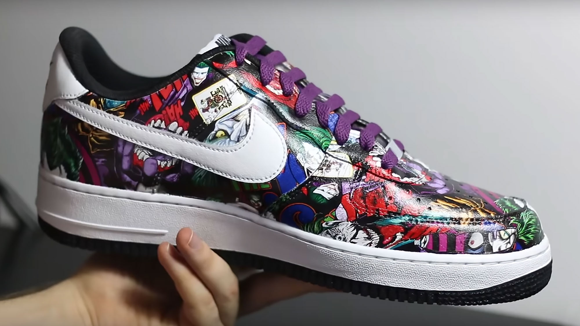 dope nike shoes
