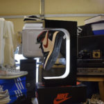 Hypelev Levitating Sneaker Stand Lets You Show Off Your Sneaker By Levitating It In Midair