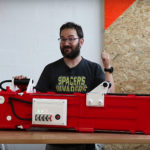 Tinkerer Ivan Miranda Custom Built The World's Largest NERF Gatling Gun