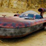 Colin Furze x eBay <em>Star Wars</em> Landspeeder Is Done And Its Now Jet Powered