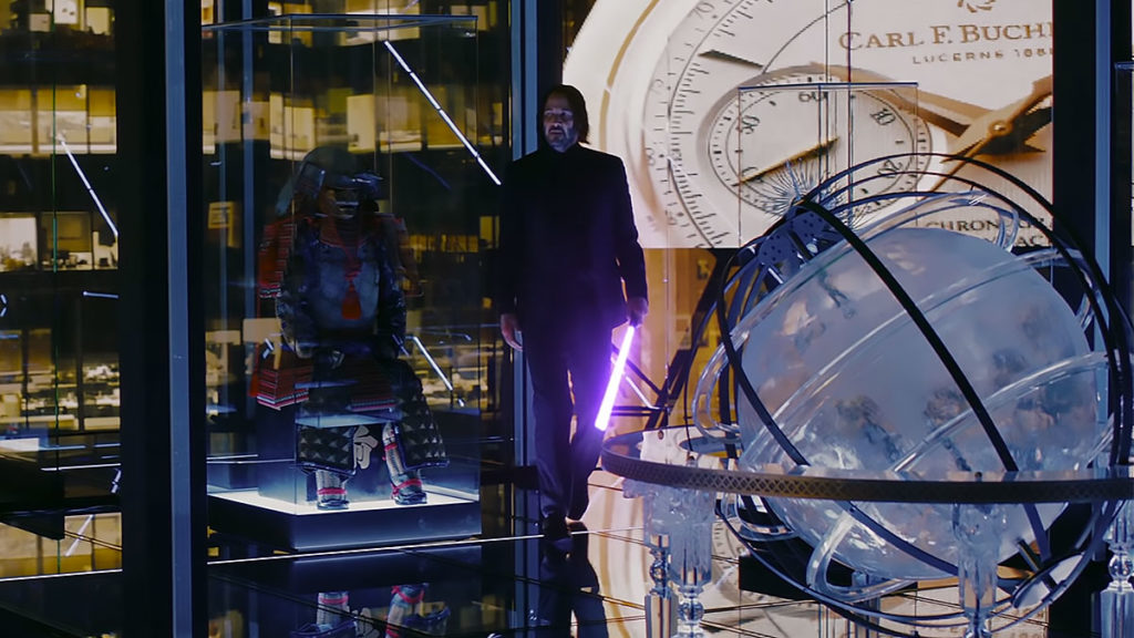 John Wick with Lightsabers by ImmersionVFX