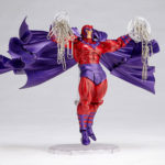 This 6.5-inch Magneto Action Figure Is Also A Handy Paperclips Holder