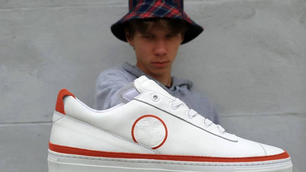 Komrads Sustainable 100% Vegan Sneakers