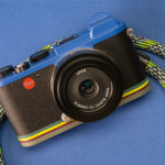 Here's Leica And Paul Smith Collaboration: The Leica CL Paul Smith Edition Digital Camera