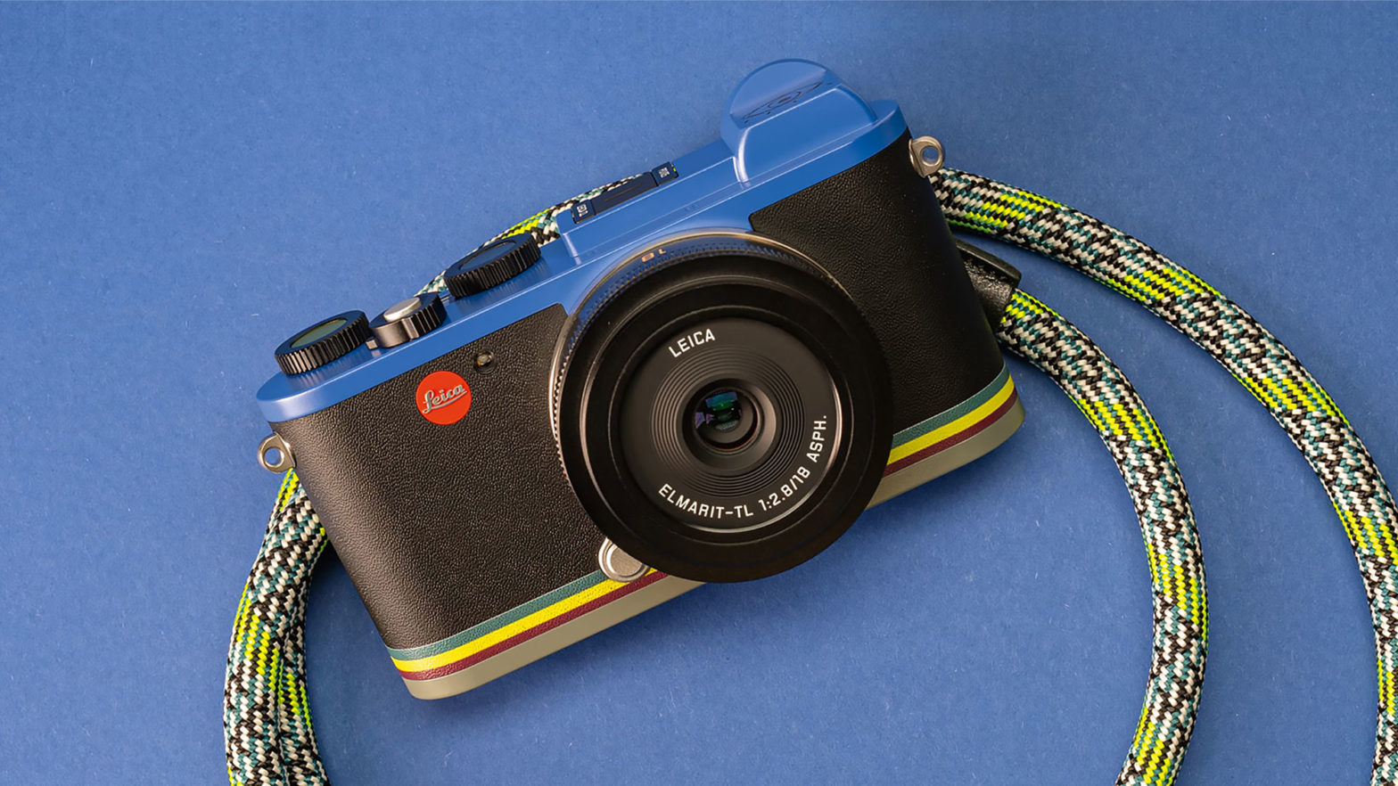 Leica CL Paul Smith Edition Digital Camera