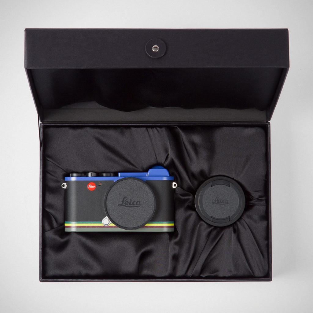 Leica CL Paul Smith Edition Digital Camera