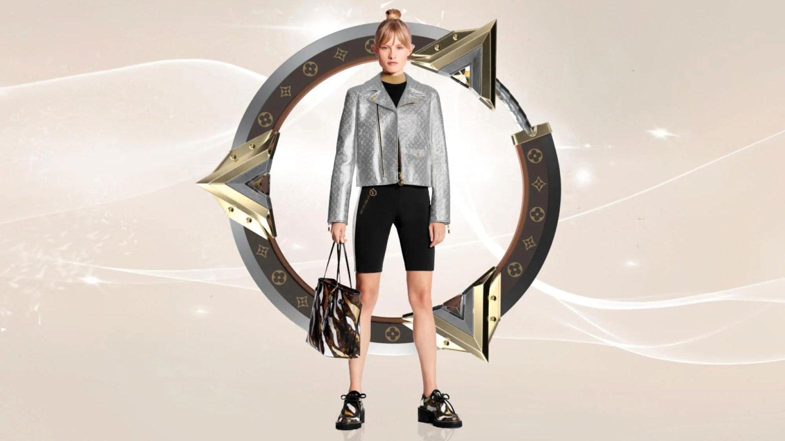 Louis Vuitton x League of Legends Collection