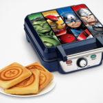 Marvel MVA-281 Avengers Waffle Maker: Ermm, Waffles Assemble?