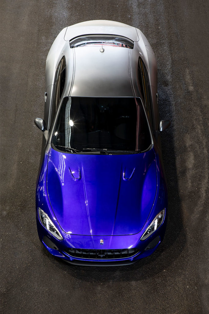 Maserati GranTurismo Zéda Coupé