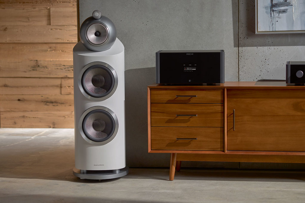 Michi by Rotel High-end Audio System