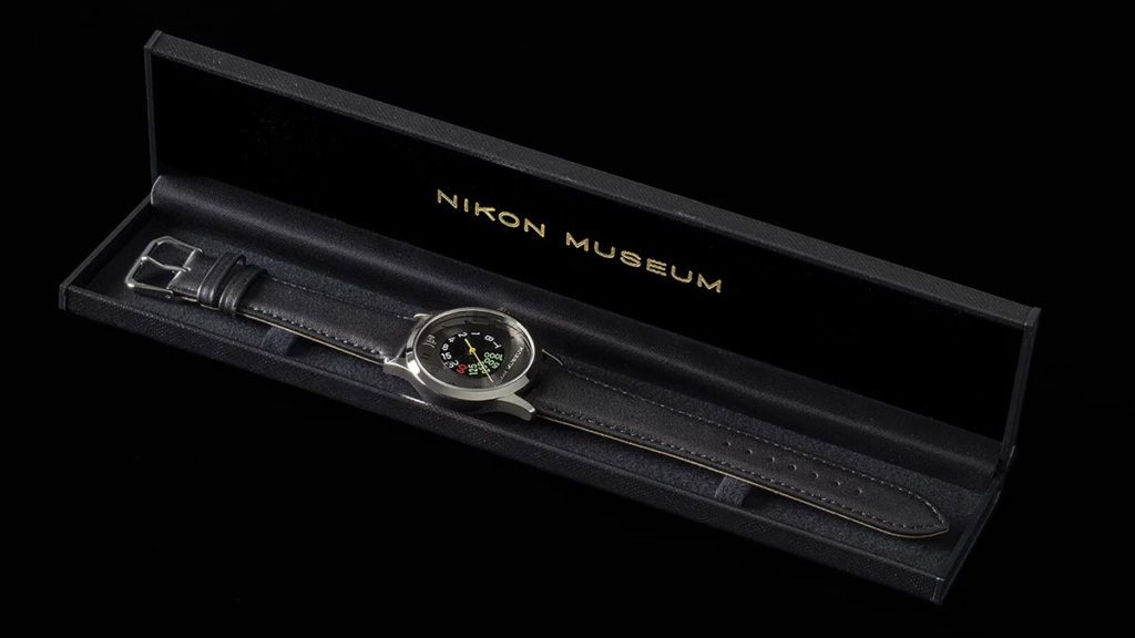 Nikon F 60th Anniversary Watch