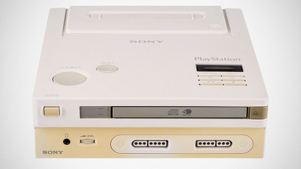 Nintendo Play Station Prototype Auction