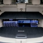 Nissan Divide-N-Hide Keeps Your Cargo In The Back From Prying Eyes