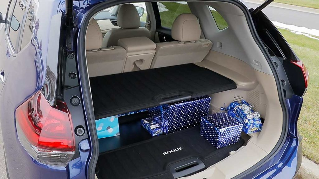 Nissan Divide-N-Hide for Rogue SUV