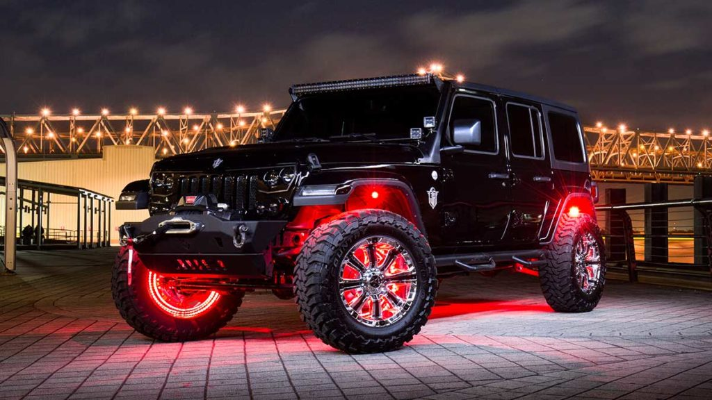 Oracle Lighting Custom Sinister Jeep