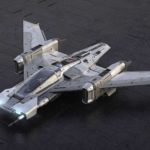 Porsche Helped Lucasfilm Designed This <em>Star Wars</em> Starfighter That Has No Screen Time
