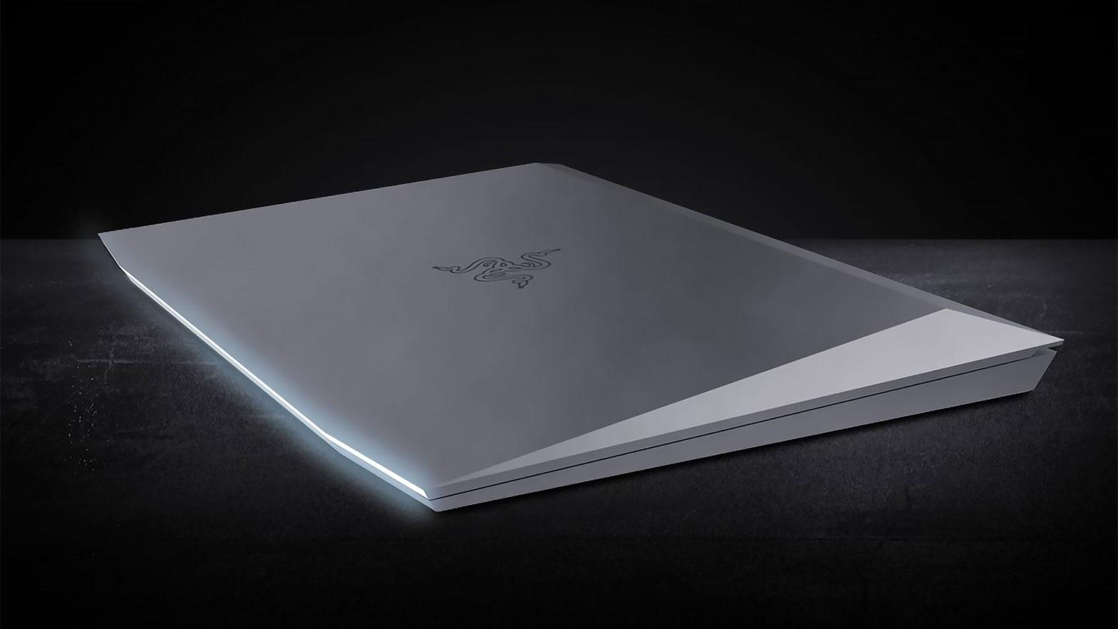 Razer CyberBlade Concept Laptop