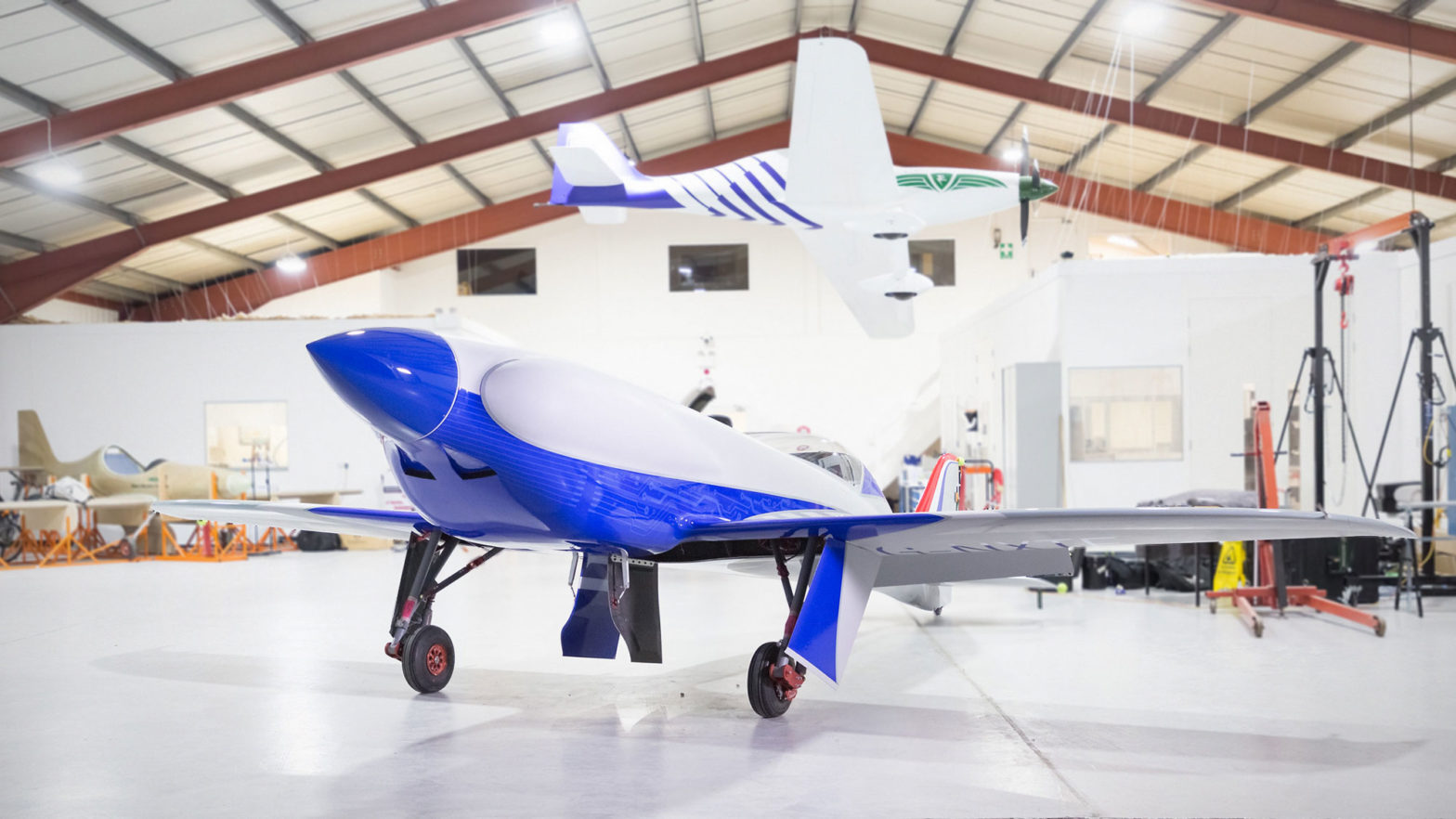 Rolls-Royce ACCEL All-Electric Plane