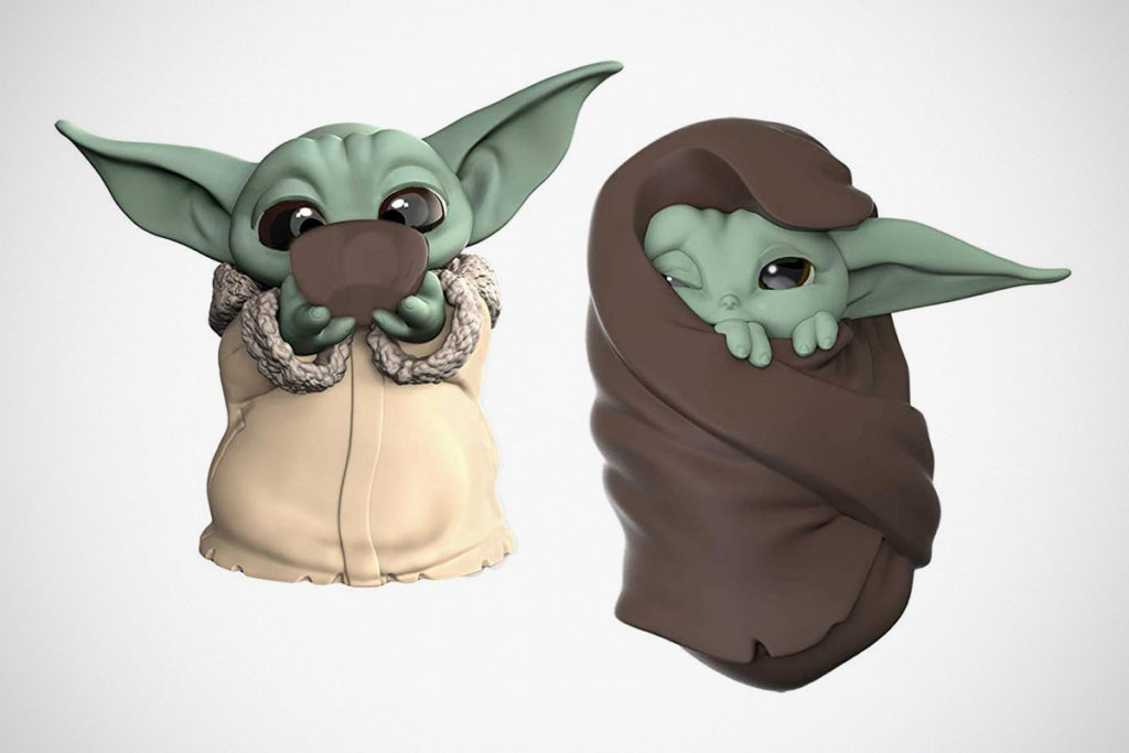 STAR WARS THE BOUNTY COLLECTION, THE CHILD 2.2-inch Collectibles