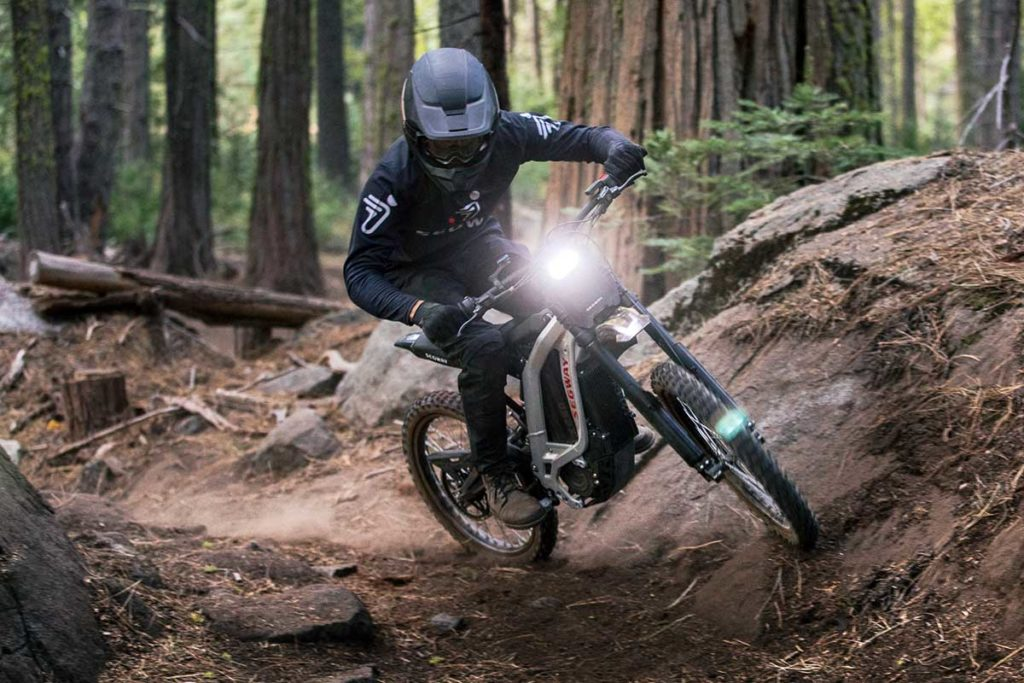 Segway Dirt eBike Electric Dirt Bike