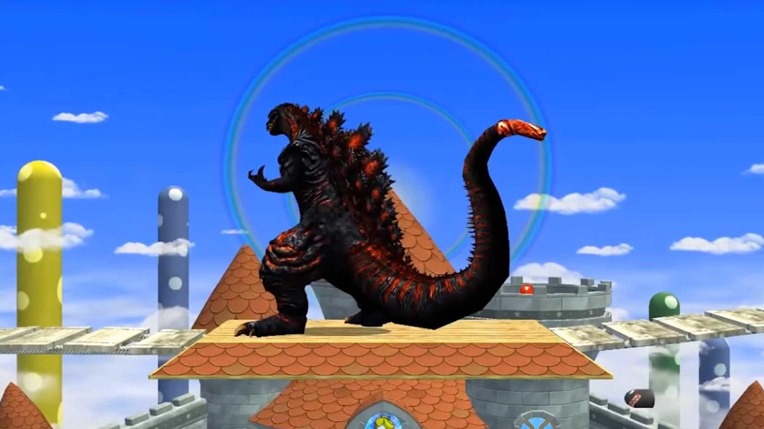 Shin Godzilla For Project M by Peperoncino