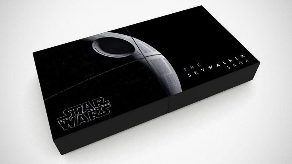 Star Wars 9-Movie Collection Digital + Blu-ray 4K