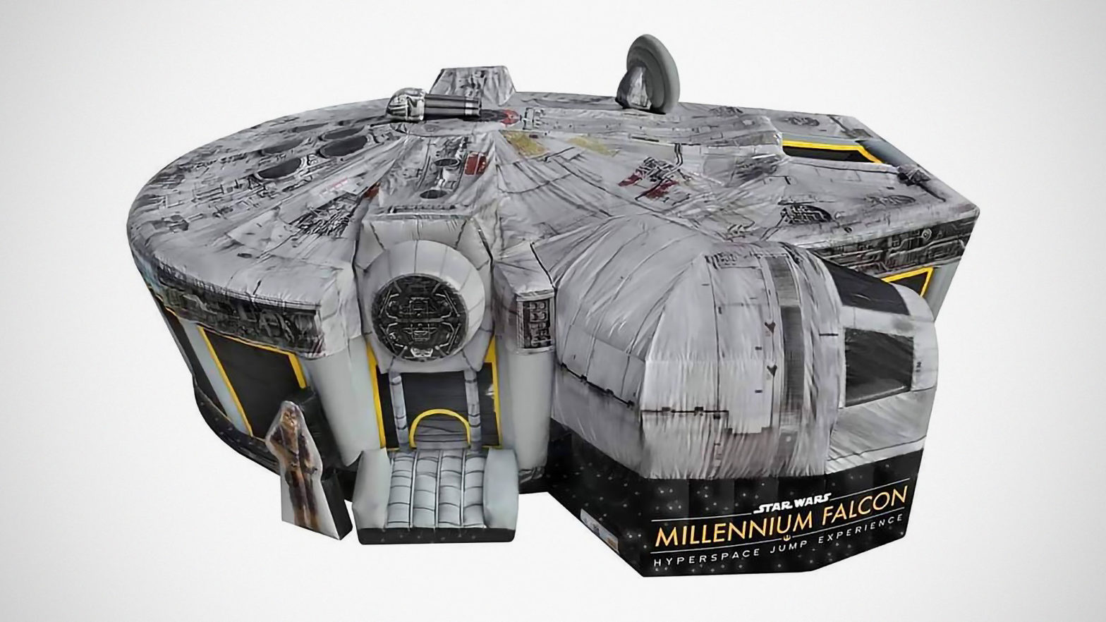 Star Wars Millennium Falcon Bounce House