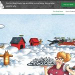 Gary Larson's <em>The Far Side</em> Comic From The 80s/90s Finally Goes Online!
